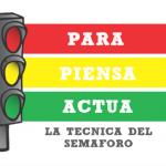 "<span style=""color: #8a2579;"">La técnica del semáforo</span>"