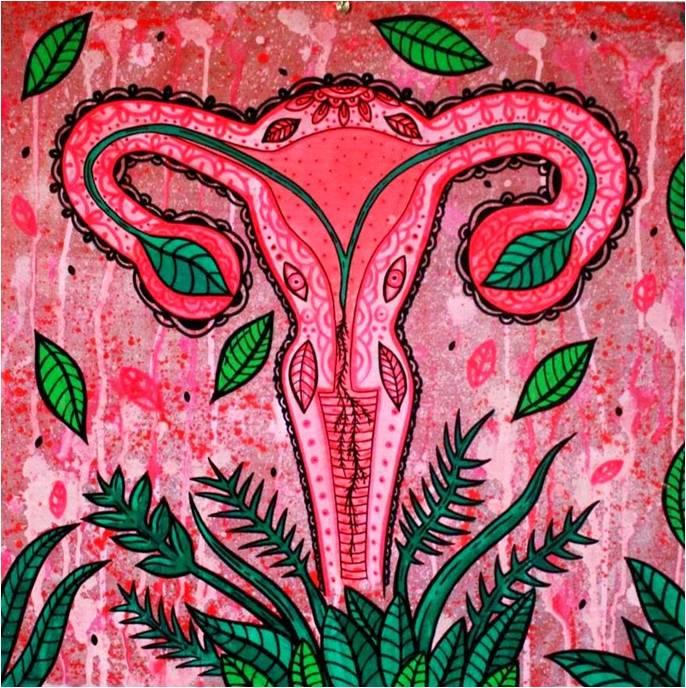 Habitando el cuerpo (Taller ciclo menstrual)