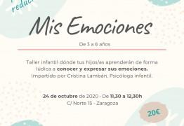 Taller para niños en Zaragoza